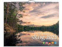 Väggkalender Vår vackra skog 2022