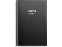 Leader plast svart 2022
