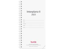 Planner kalendersats Interplano II 2022