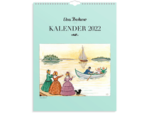 Väggkalender Elsa Beskow 2022