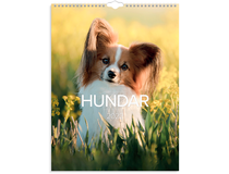 Djurkalender Hund 2022