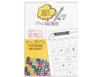 Väggkalender Doodle 2022