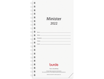 Minister refill 2022