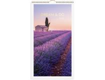 Väggkalender Dream & Do 2022