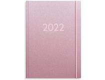 Business A5 Ariane präglat konstläder rosa 2022