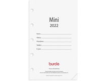 Mini kalendersats 2022