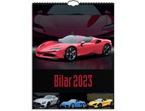 Väggkalender Bilar 2022