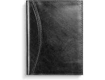 Plånbok Karavan skinn svart 2022