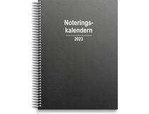 Noteringskalendern refill 2022