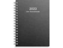 Liten Veckokalender A6 refill 2022