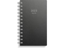 Agenda miljökartong svart 2022