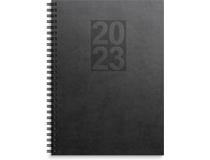 Business A5 Country konstläder svart 2022