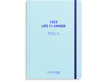 Veckokalender Life Planner apricot A5 2022