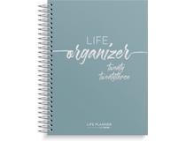 Kalender Life Organizer blå 2022
