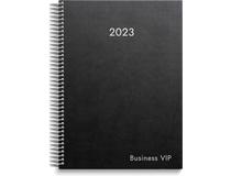 Business VIP konstläder svart 2022