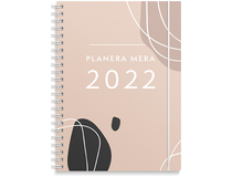 Familjekalender A5 Planera mera 2022