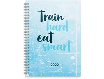 Veckokalender Fitness & Food Planner A5 2022