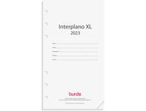 Alm. Burde Regent kalendersats Interplano XL