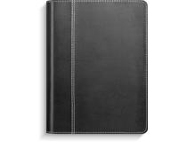 Lilla Noteskalendern konstläder svart 2022