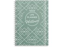 Veckokalender Life Planner Wellness A5 2022