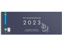 Plankalender stor Mitt klimatsmarta år 2022