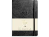 Stor Veckokalender Forma Deluxe svart 2022