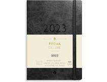Liten Veckokalender Forma Deluxe svart 2022