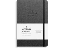 Anteckningsbok Meeting Journal