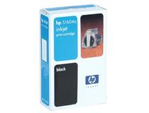 Bläckpatron HP 51604A svart