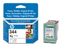 Bläckpatron HP No344 560 sidor 3-färg