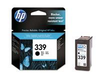 Bläckpatron HP No339 860 sidor svart