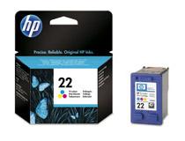 Bläckpatron HP No22 3-färg