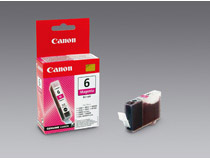 Bläckpatron Canon BCI-6M 280 sidor magenta