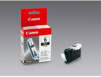 Bläckpatron Canon BCI-6BK 280 sidor svart