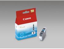 Bläckpatron Canon CLI-8C 490 sidor cyan