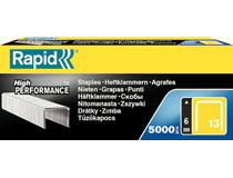 Häftklammer Rapid High Performance 13/6 5000st/ask