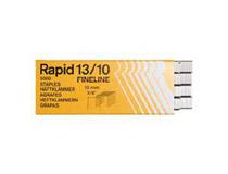 Häftklammer Rapid Fineline 13/10 5000st/ask