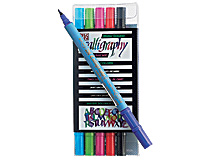 Kalligrafipenna Zig TC-3100 6st/set