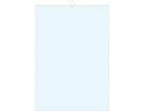 Plastfodral A7 PVC 0,15 400st/fp