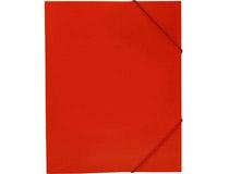 Snoddmapp PP A4 röd 5st/fp