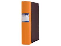 Träryggspärm A4 1/2 orange